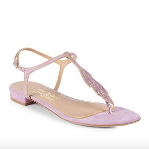97571520527 Salvatore Ferragamo Shoes - NEW! Salvatore Ferragamo Milli Thong Sandals